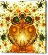 Alien Garden Canvas Print