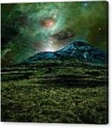 Alien World Canvas Print