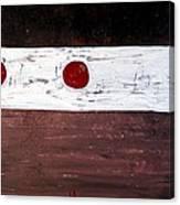 Alignment Original Painting Canvas Print