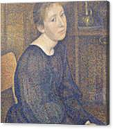 Aline Marechal Canvas Print
