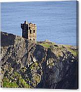 All Along The Watchtower - Bunglass Donegal Ireland Canvas Print