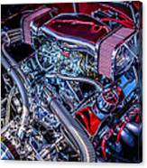 All Chromed Out Canvas Print