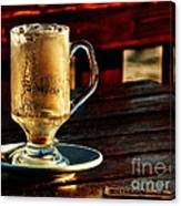 All Coffeed Out  Canvas Print