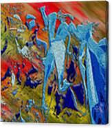 All Dat Jazz Canvas Print