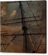 All I Ask Is A Tall Tall Ship Canvas Print