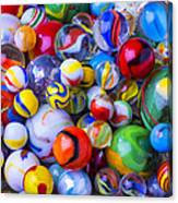All My Marbles Canvas Print
