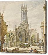 All Saints Canvas Print