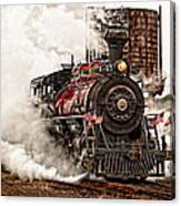 All Steamed Up Canvas Print