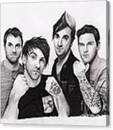 All Time Low 2 Canvas Print