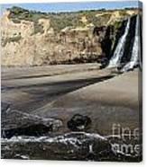 Allamere Falls Canvas Print