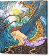 Allayah Canvas Print