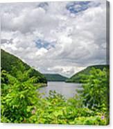 Allegheny Reservoir Canvas Print