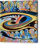Allegria Canvas Print