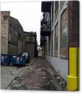 Alley 11 Canvas Print