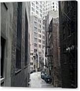 Alley 5 Canvas Print