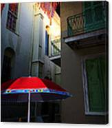 Alley Art Canvas Print