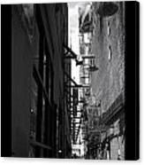 Alley - 200010 Canvas Print