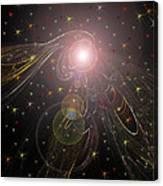 Alluring Light Canvas Print