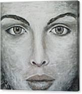 Alma Expuesta Canvas Print