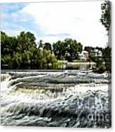 Almonte Falls Canvas Print