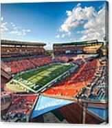 Aloha Stadium #2 Canvas Print