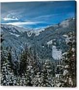 Alpine Escape Canvas Print