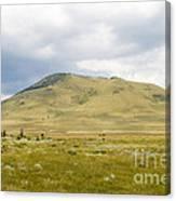 Alpine Mountain  Canvas Print