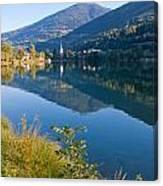 Alpine Wonder Canvas Print