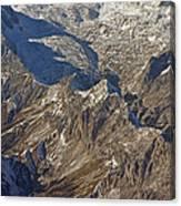 Alps - The Bowl Canvas Print