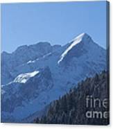 Alpspitze Bavaria 1 Canvas Print