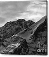 Alpspitze Bavaria 2 Canvas Print
