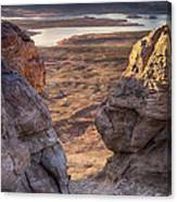 Alstrom Point  Canvas Print
