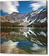 Alta Lakes Canvas Print