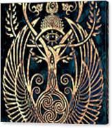 Altar #1 Canvas Print