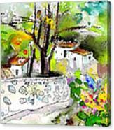 Altea La Vieja 04 Canvas Print