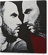 Alter-ego Canvas Print