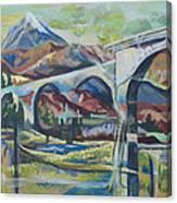 Altitude Canvas Print