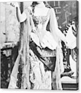 Alva Vanderbilt (1853-1933) Canvas Print