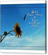 Always With You Canvas Print