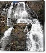 Amacoloa Falls Canvas Print