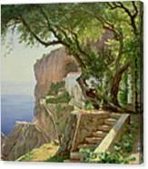 Amalfi Canvas Print