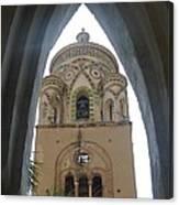 Amalfi - Church Canvas Print