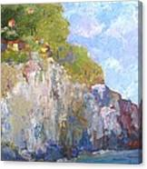 Amalfi Coast Canvas Print