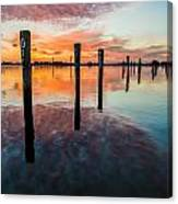 Amazing Bay Canvas Print