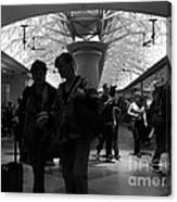 Amazing Penn Station - Otherworldly View Canvas Print