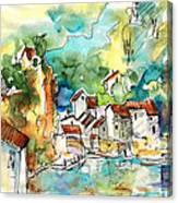 Ambialet 02 Canvas Print