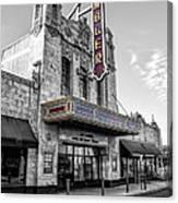 Ambler Theater In Ambler Pennsylvania Canvas Print