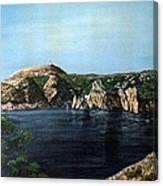 Ambolo Javea Spain Canvas Print