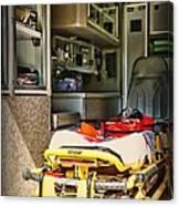 Ambulance - Trip Of A Lifetime  Canvas Print