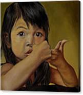 Amelie-an 9 Canvas Print